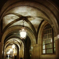 Photo taken at Chicago City Hall by Christian H. on 2/22/2013