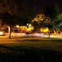 Photo taken at Plaza Eusebio Lillo by Diego C. on 1/12/2013