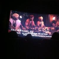 Photo taken at Liberty Cinema by Rashanthie R. on 2/4/2013
