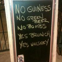 Photo taken at Solly's U Street Tavern by Alyssa B. on 3/18/2013