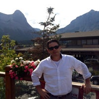 Photo taken at Canmore Hotel by Sean R. on 8/29/2013