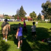Photo taken at Los Paseos Park by Zakk D. on 8/12/2013