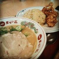 Photo taken at 天下一品 新庄店 by L-tan on 12/10/2015
