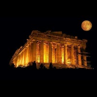 Photo taken at Acropolis of Athens by Πεγκυ.. !. on 4/25/2013