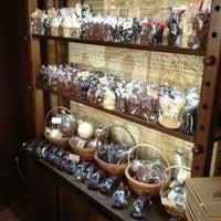 Photo taken at Lviv Handmade Chocolate by Marina M. on 3/18/2013