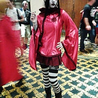 Photo taken at MechaCon by Tiffany R. on 8/29/2013