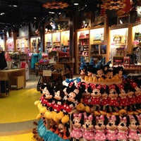 Photo taken at Disney Store by Laura C. on 1/17/2013