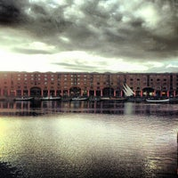 Photo taken at Albert Dock by Jennifer B. on 11/10/2012