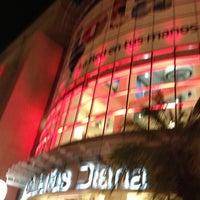 Photo taken at Galerías Diana by Mau T. on 3/9/2013