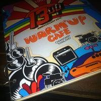 Photo taken at Warm Up Café by Sö ô mm zii >___< S. on 12/24/2012