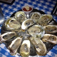 Photo taken at Tom's Oyster Bar by Erin H. on 11/4/2012