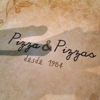 Photo taken at Pizza & Pizzas by Alê P. on 10/24/2013