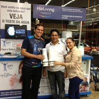 Photo taken at Cometa Supermercados by Rafael M. on 5/4/2013
