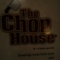 Photo taken at Chop House by Sydney S. on 1/26/2013