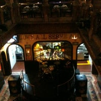 Photo taken at Hard Rock Cafe Mexico City by Geoff T. on 1/2/2013