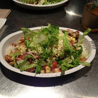Photo taken at Chipotle Mexican Grill by Jesse L. on 12/19/2012