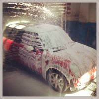 Photo taken at Mission Car Wash by Thee-O O. on 8/4/2013