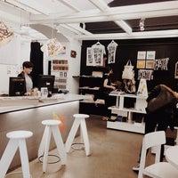 Photo taken at Printa Café by Марина С. on 4/3/2014