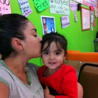 Photo taken at La Michoakana & Café by Klaudya E. on 11/18/2012