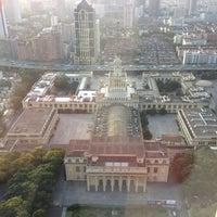 Photo taken at The Portman Ritz-Carlton, Shanghai by Thomas S. on 11/25/2012