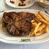Photo taken at La Siesta Restaurant Bar by Jesús L. on 7/24/2013