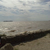 Photo taken at Río de la Plata by Mario P. on 12/25/2012