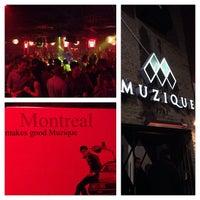 Photo taken at Muzique by Drew D. on 11/18/2013