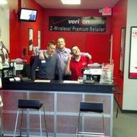 Photo taken at Verizon Premium Retailer - A Wireless by Shane N. on 11/27/2012