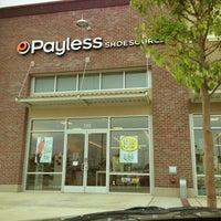 Photo taken at Payless ShoeSource by Eugene G. on 5/27/2013