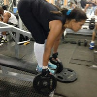 Photo taken at Academia Total Gym by Danubia C. on 3/11/2014