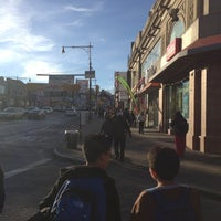Photo taken at Fordham Shopping District by Ernesto M. on 1/10/2013