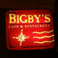 Photo taken at Bigby's Café & Restaurant by Debbie A. on 12/27/2012