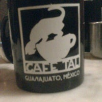Photo taken at CAFE TAL by Valentina Z. on 12/11/2012