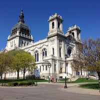 Photo taken at Basilica of Saint Mary by Carly J. on 5/12/2013