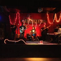 Photo taken at Continental Club by Bonnie K. on 12/20/2012