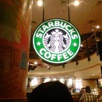 Photo taken at Starbucks Coffee by Nikki Lou G. on 2/6/2013