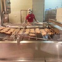 Photo taken at Krispy Kreme by Michael R. on 11/25/2012