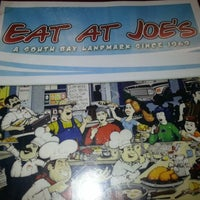 Photo taken at Eat At Joe's by Jazz T. on 1/5/2013