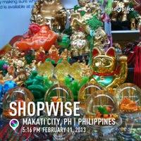 Photo taken at Shopwise by Sandz C. on 2/11/2013