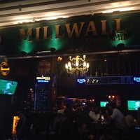 Photo taken at Millwall English Pub by Ali Musa Y. on 11/3/2013