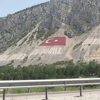Photo taken at Eğirdir by Murat O. on 5/19/2013