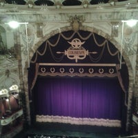 Photo taken at English National Opera at the London Coliseum by Aurelie D. on 8/2/2013