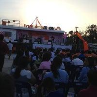 Photo taken at Wat Krok Krak by Danai on 1/31/2013