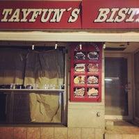 Photo taken at Tayfun's Bistro by Philipp on 1/13/2013