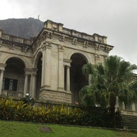 Photo taken at Parque Lage by Flavia F. on 3/17/2013
