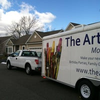 Photo taken at Rocky Hill, CT by The Art Truck on 3/23/2013