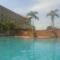 Photo taken at Pattaya bay Hotel by Enrico Z. on 12/21/2014