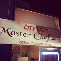 Photo taken at City Spice by Dan P. on 11/10/2013