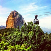 Photo taken at Sugarloaf Mountain by Willian S. on 4/7/2013