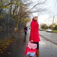 Photo taken at Школа №254 by Malinka on 10/19/2013
